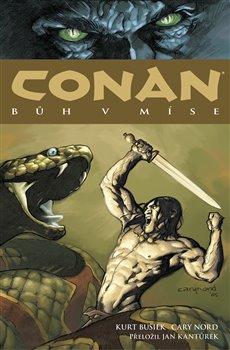 Obálka titulu Conan 2: Bůh v míse