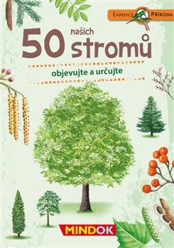 Obálka titulu Expedice příroda: 50 stromů