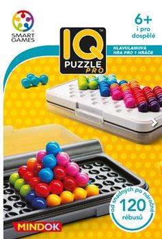 Obálka titulu IQ Puzzle : SMART hra