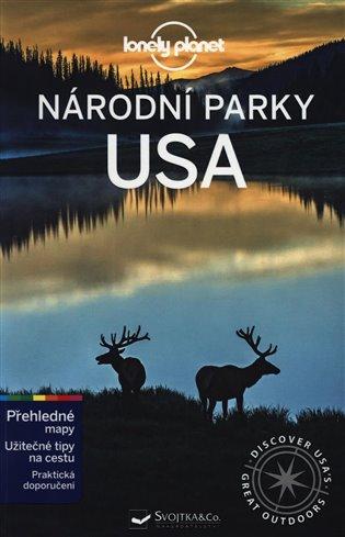 Národní parky USA - Lonely Planet - Anita Isalska,   Booksquad.ink