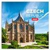 Obálka knihy Poznámkový kalendář Česká republika mini 2020, 18 × 18 cm
