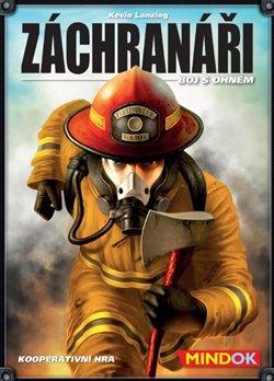 Obálka titulu Záchranáři: Boj s ohněm/Kooperativní hra