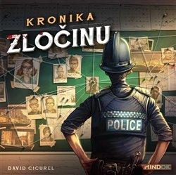 Obálka titulu Kronika zločinu - detektivní hra