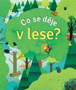 Obálka titulu Co se děje v lese?
