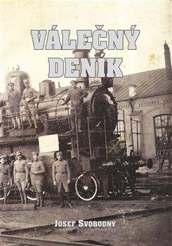 Obálka titulu Válečný deník
