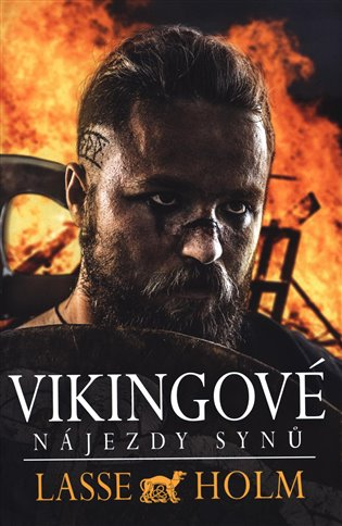 Vikingové: Nájezdy synů - Lasse Holm | Replicamaglie.com