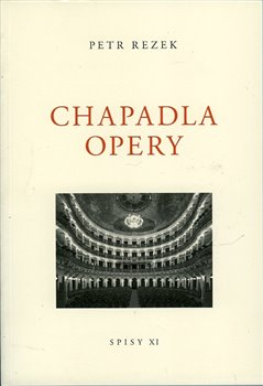 Obálka titulu Chapadla opery