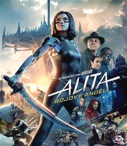 Obálka titulu Alita: Bojový Anděl