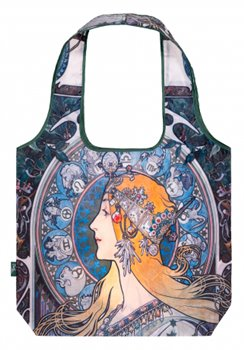 Obálka titulu Skládací nákupní taška Mucha Zodiac