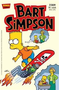 Obálka titulu Bart Simpson 7/2019