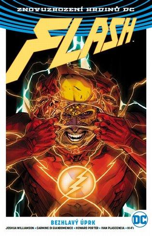 Flash 4: Zběsilý útěk - Joshua Williamson | Booksquad.ink