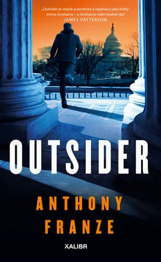 Outsider - Anthony Franze | Booksquad.ink