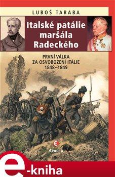 Obálka titulu Italské patálie maršála Radeckého- 2.vyd.