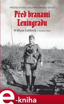 Obálka titulu Před branami Leningradu