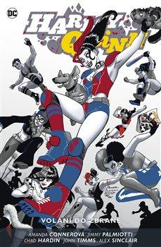 Obálka titulu Harley Quinn 4: Volání do zbraně