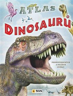 Obálka titulu Atlas dinosaurů