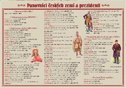 Obálka titulu Pomůcka pro školáky: Panovníci českých zemí a prezidenti