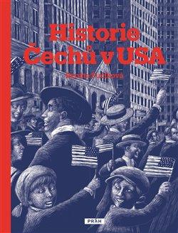 Obálka titulu Historie Čechů v USA
