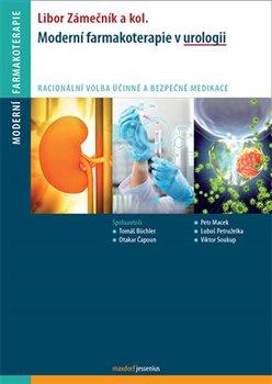 Obálka titulu Moderní farmakoterapie v urologii