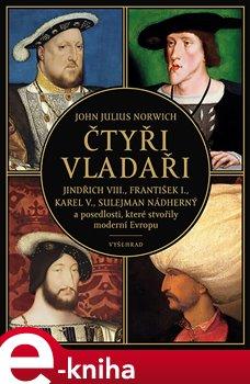 Obálka titulu Čtyři vladaři