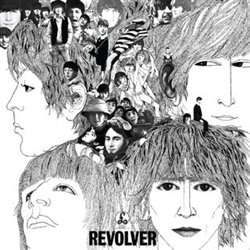Obálka titulu Revolver