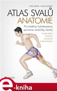 Obálka titulu Atlas svalů - anatomie