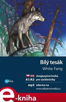 Obálka titulu Bílý tesák A1/A2