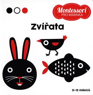 Montessori pro miminka: Zvířata - Chiara Piroddi | Booksquad.ink
