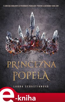 Obálka titulu Princezna popela