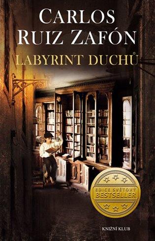 Labyrint duchů - Carlos Ruiz Zafón | Replicamaglie.com