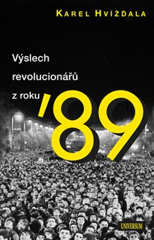 Obálka titulu Výslech revolucionářů z roku 89