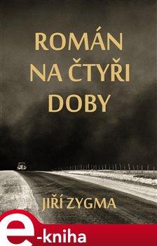 Obálka titulu Román na čtyři doby