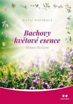 Obálka titulu Bachova květové esence