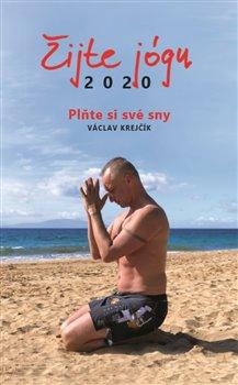 Obálka titulu Žijte jógu diář 2020