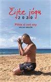 Obálka knihy Žijte jógu diář 2020