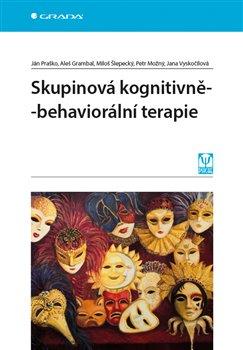 Obálka titulu Skupinová kognitivně-behaviorální terapie