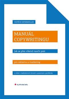 Obálka titulu Manuál copywritingu