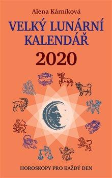 Obálka titulu Velký lunární kalendář 2020