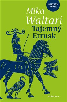 Obálka titulu Tajemný Etrusk