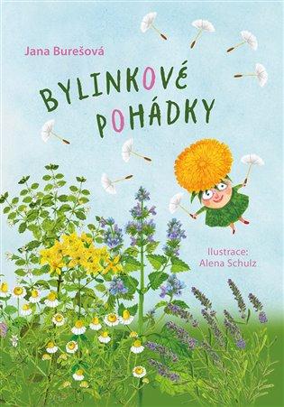 Bylinkové pohádky - Jana Burešová | Booksquad.ink