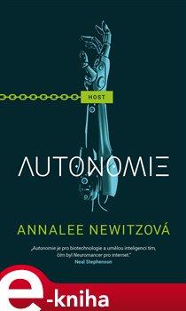 Obálka titulu Autonomie