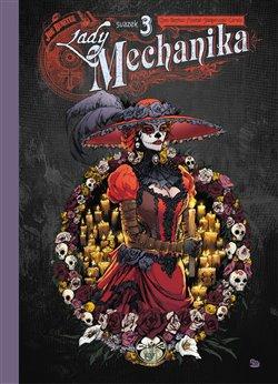 Obálka titulu Lady Mechanika 3: - limitovaná edice