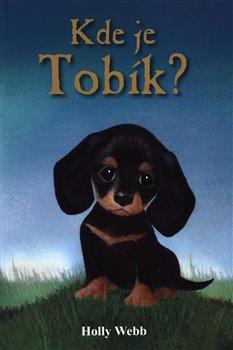 Obálka titulu Kde je Tobík?