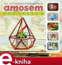 Obálka titulu 101 výtvarných projektů s AMOSem