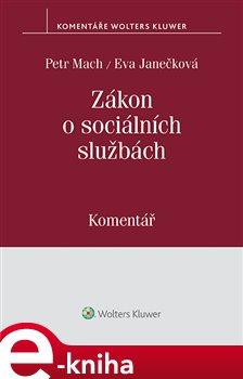 Obálka titulu Zákon o sociálních službách