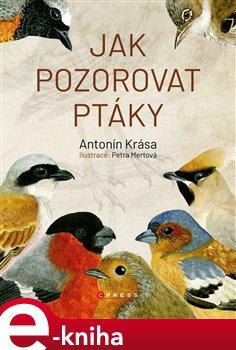 Obálka titulu Jak pozorovat ptáky