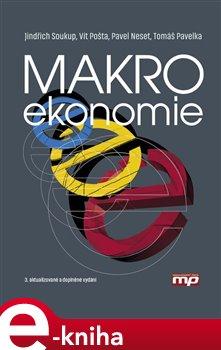 Obálka titulu Makroekonomie