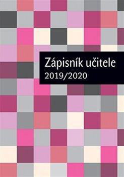 Obálka titulu Zápisník učitele 2019/2020