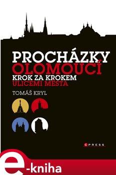 Obálka titulu Procházky Olomoucí