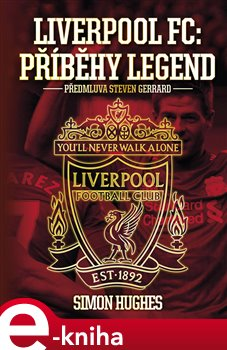 Obálka titulu Liverpool FC: Příběhy legend